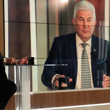 Marcos Pontes quer incentivar setor privado a investir em ciência