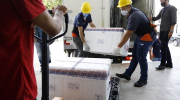 Novas doses de vacina contra covid-19 serão para idosos acima de 85 anos e pessoal da Saúde em Pernambuco
