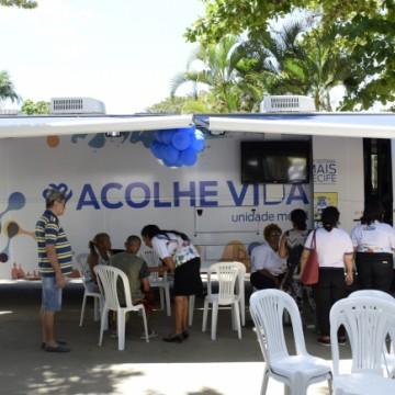 Usuários de drogas em situação de rua recebem acesso a banho no Recife
