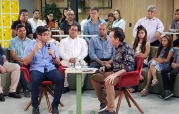 Confira a entrevista com Deputado Lessa no programa Baião de Dois.