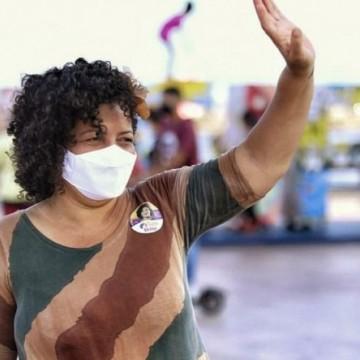 """""""O enfrentamento ao racismo estrutural será prioritário  no nosso mandato"""", diz Dani Portela"""