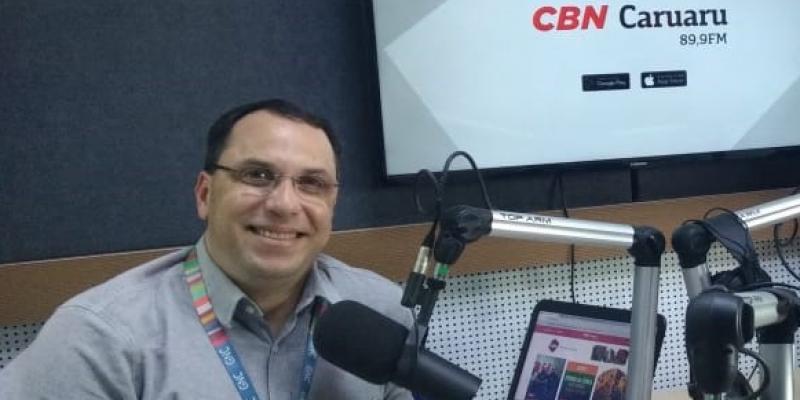 No CBN Total desta segunda, dentro da sua revista eletrônica de todas as tardes na CBN Caruaru, Almir abordou diversos assuntos com especialistas.