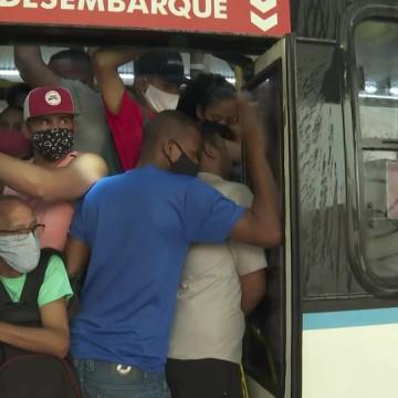 Grande Recife promete mais ônibus para atender volta do comércio