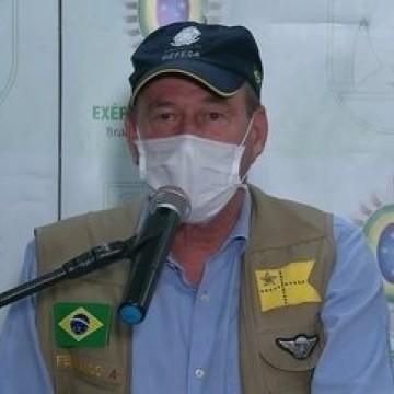 Ministro da Defesa fala sobre ações das Forças Armadas durante reunião no Recife