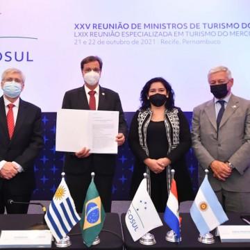 Recife sedia reunião com Ministros do Turismo do Mercosul