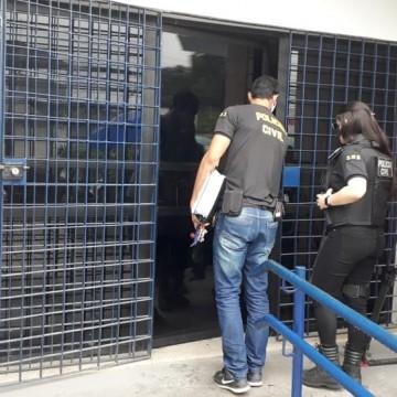 Polícia Civil apura contratos firmados entre empresas de fachadas e órgãos públicos de PE