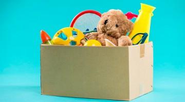 Vereador realiza campanha para arrecadar brinquedos