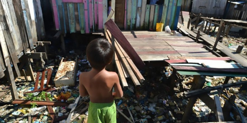 O objetivo do projeto é desenvolver ações de redução da pobreza e desigualdades sociais