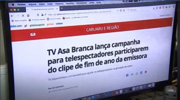 Tv Asa Branca convida telespectadores para participar do clipe do final de ano