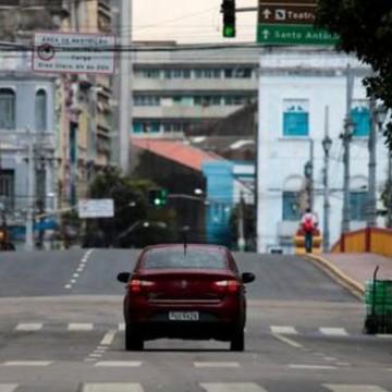 Recife dá exemplo ao Brasil de como garantir isolamento social