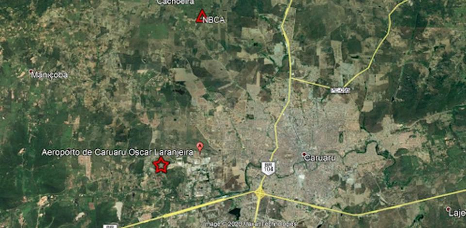 Mais de 10 tremores de terra foram registrados em Caruaru em pouco menos de 24 horas