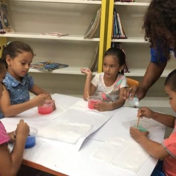 Colônia de férias das bibliotecas do Recife