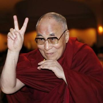 Dalai Lama nos diz : ' Sinta Raiva ! '