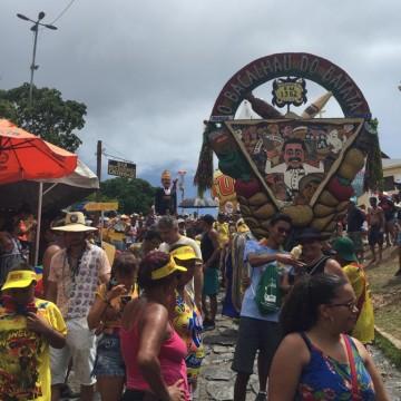 Munguzá de Zuza Miranda e Thaís e Bacalhau do Batata esticam o Carnaval de Olinda