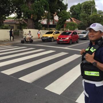 Operação Volta às Aulas intensifica fiscalizações no trânsito do Recife