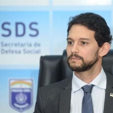 Secretário Antônio de Pádua fala do esquema de segurança para o carnaval de Pernambuco