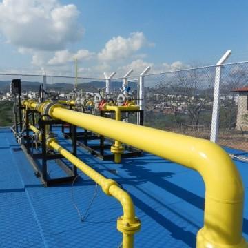 Mercado do gás natural em discussão
