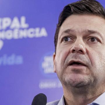 Flexibilização das atividades podem acontecer em junho, diz Geraldo Julio