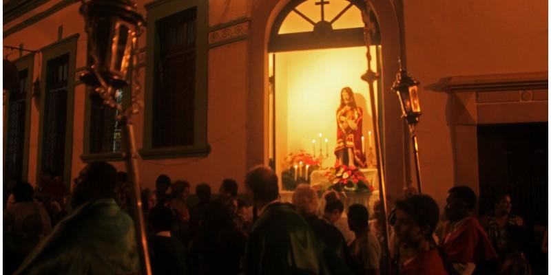 A tradicional Procissão dos Passos, realizada todos os anos em Olinda, não vai acontecer com a presença dos fiéis