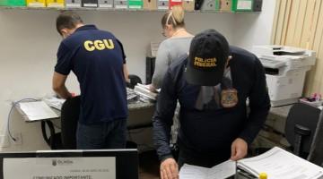 Pandemia: PF realiza operações para investigar contratos sem licitação de prefeituras em Pernambuco