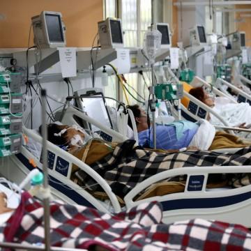 Hospitais privados de PE sentem a pressão causada pelo aumento de casos da Covid-19