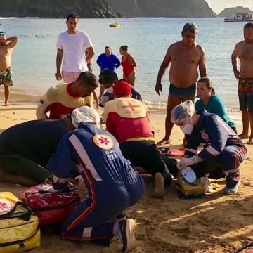Polícia investiga circunstâncias da causa de morte de turista em Noronha