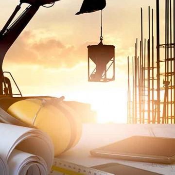 A retomada da construção civil