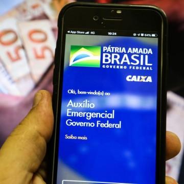 Caixa paga hoje auxílio emergencial a nascidos em abril
