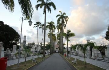 Cemitérios da RMR são preparados para o Dia de Finados