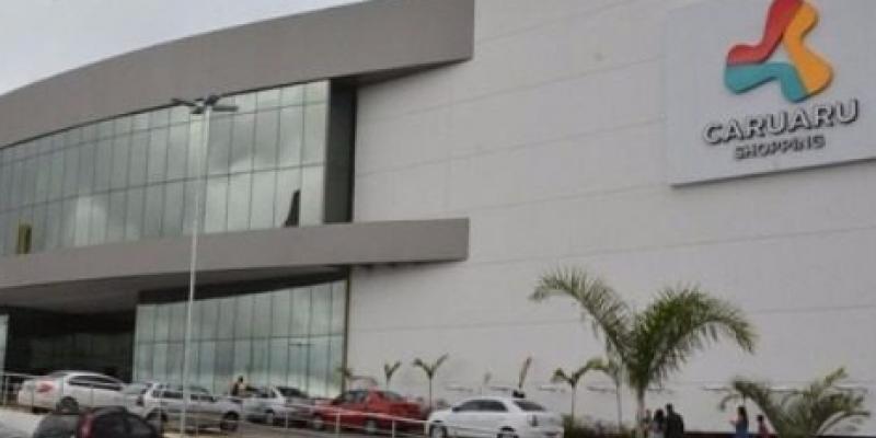 O Caruaru Shopping, que vai sortear quatro carros 0km
