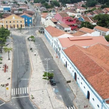 Olinda tem melhor índice de isolamento social entre municípios de PE