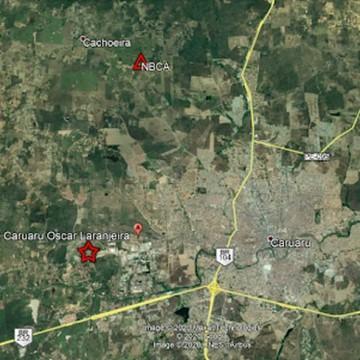 Mais de 10 tremores de terra foram registrados em Caruaru em menos de 24 horas