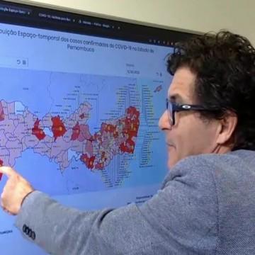 Para pesquisador, Pernambuco não atingiu o pico de casos da Covid-19