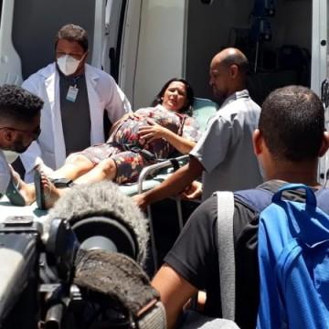 Incêndio em Hospital no Recife provoca vazamento de gás e transferência de pacientes