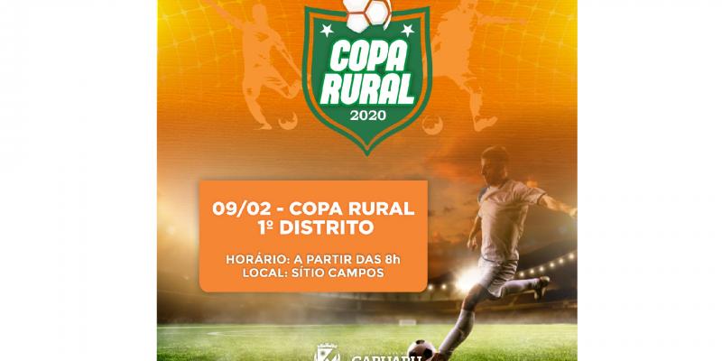 Campeonato será realizado entre os dias 9 de fevereiro e 26 de abril