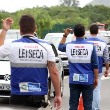 Tenente faz balanço da operação Lei Seca realizada em Caruaru