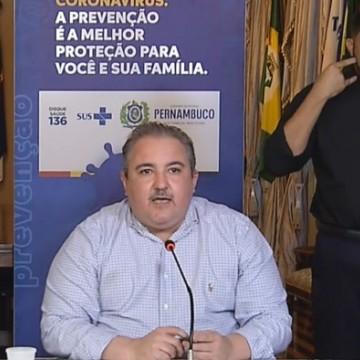 Pernambuco espera pico de casos da Covid-19 para maio