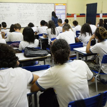 Confirmações de matrículas na rede estadual devem ser realizadas até 13 de Janeiro