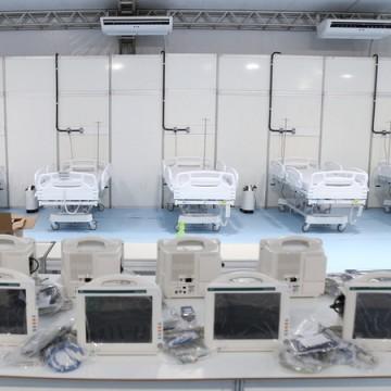 Governo entrega novos leitos de UTI exclusivos para Covid-19 no sertão do Pajeú