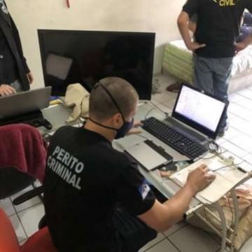 Polícia Civil deflagra operação Héstia que combate pornografia infantil
