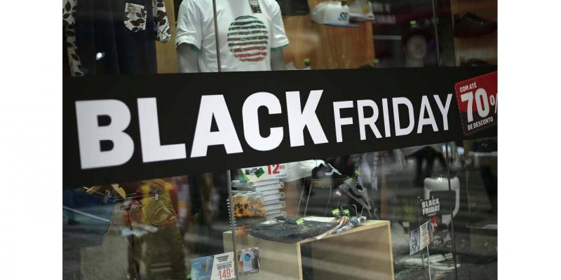 A Black Friday gerou um faturamento de R$ 3,2 Bilhões, volume 23,6% maior em relação ao ano anterior