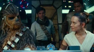 Confira o novo trailer do filme Star Wars a Ascensão Skywalker