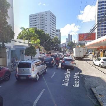 Obra provoca interdição de trecho da Avenida Rosa e Silva por 20 dias