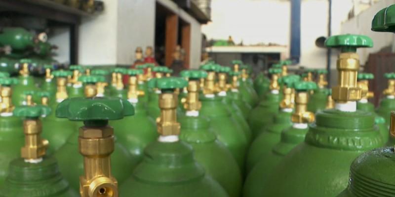 O objetivo do projeto é facilitar a doação emergencial de oxigênio, insumos, equipamentos e medicamentos pelo Governo do Estado