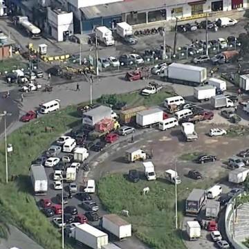 CEASA registra congestionamento em meio à pandemia