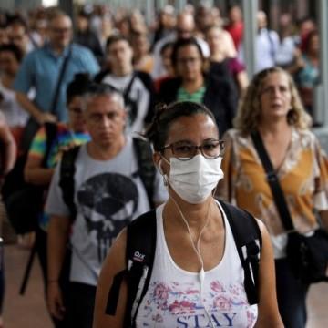 Recife vai distribuir 100 mil máscaras de tecido para a população