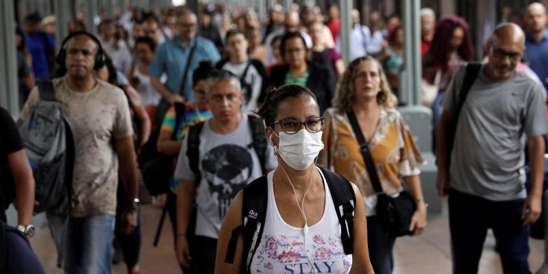 O uso da máscara é obrigatório em todo Estado desde o decreto assinado em maio pelo governador Paulo Câmara