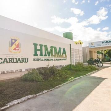 Caruaru retoma de serviços de saúde