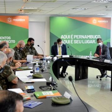Instalação de Complexo Militar em Abreu e Lima pode beneficiar iniciativa privada