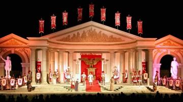 Espetáculo da Paixão de Cristo será em outubro